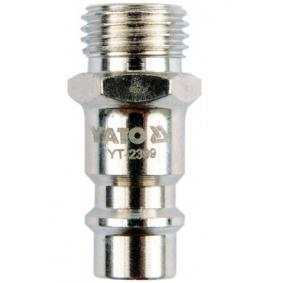 YATO Conector, tubo de ar comprimido YT-2399 loja online