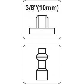 YATO Conector, tubo de ar comprimido YT-2401 loja online