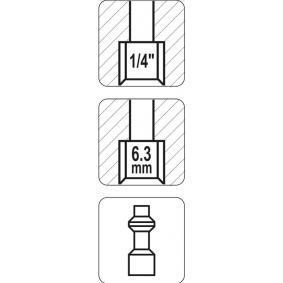 YATO Conector, tubo de ar comprimido YT-2403 loja online