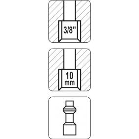 YATO Konektor, pneumatické vedení YT-2404 online obchod