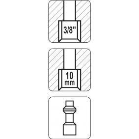YATO Conector, tubo de ar comprimido YT-2404 loja online