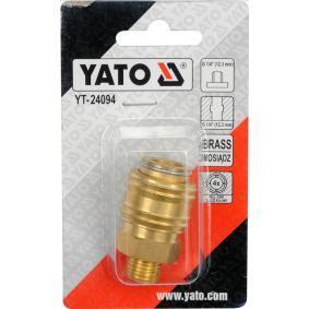YATO Verbindingsklem, persluchtleiding YT-24094 online winkel