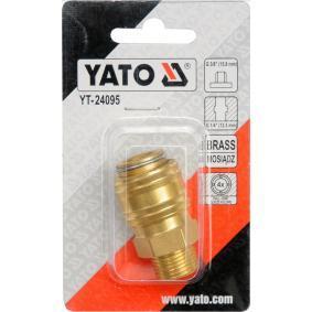 YATO Verbindingsklem, persluchtleiding YT-24095 online winkel