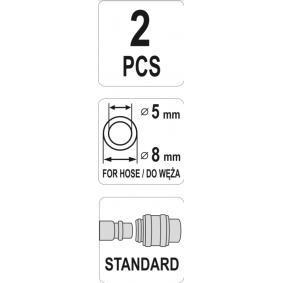 YATO Verbinder, Druckluftleitung YT-24100 Online Shop