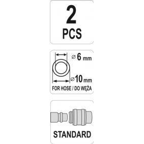 YATO Konektor, pneumatické vedení YT-24103 online obchod