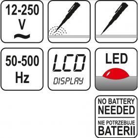 YATO Probador de tensión YT-2862 tienda online