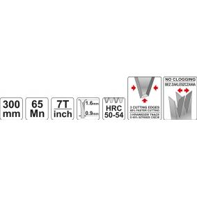 YATO Serrote de arco manual YT-3133 loja online