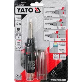 YATO Hierro de soldar (YT-36704) a un precio bajo