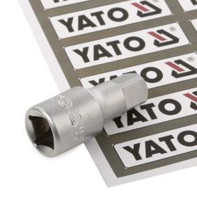 YT-3842 Przedłużka, klucz nasadowy od YATO narzędzia wysokiej jakości