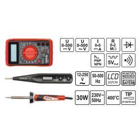 К-кт инструменти от YATO YT-39009 онлайн
