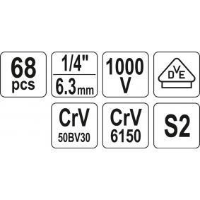 YATO Kit de herramientas YT-39009 tienda online