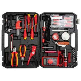 Jogo de ferramentas YT-39009 YATO