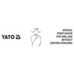 YATO Broca cónica alargadora YT-4052 loja online