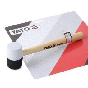 YT-4600 Gummihammer von YATO Qualitäts Werkzeuge