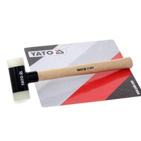 YT-4625 Plasthammare från YATO högkvalitativa verktyg