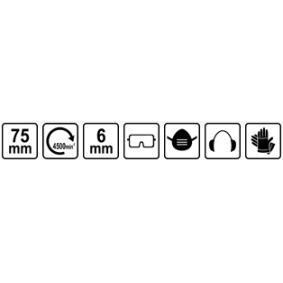 YATO Cepillo de alambre (YT-4750) a un precio bajo