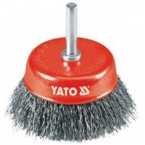Escova de arame de YATO YT-4751 24 horas