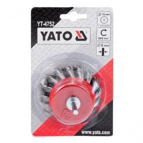YT-4752 Cepillo de alambre de YATO herramientas de calidad