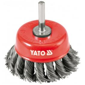 Cepillo de alambre de YATO YT-4752 en línea