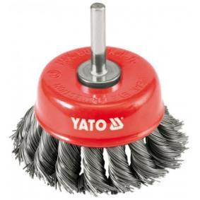Escova de arame de YATO YT-4752 24 horas