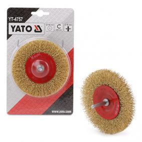 Cepillo de alambre YT-4757 YATO