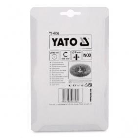 YT-4758 Staalborstel niet duur