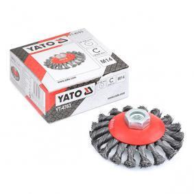 YT-4763 Drahtbürste von YATO Qualitäts Werkzeuge