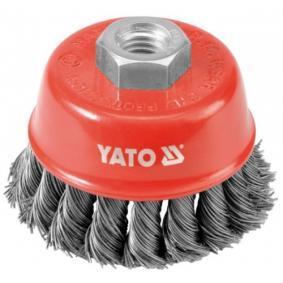 Escova de arame de YATO YT-4767 24 horas