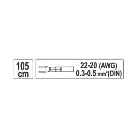 YT-4904 Klucz oczkowy / płaski od YATO narzędzia wysokiej jakości