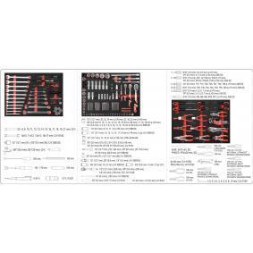 YT-55280 Carro de ferramenta económica