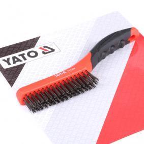 YT-6338 Drahtbürste, Bremssattelreinigung von YATO Qualitäts Werkzeuge