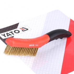 YT-6344 Drahtbürste, Bremssattelreinigung von YATO Qualitäts Werkzeuge