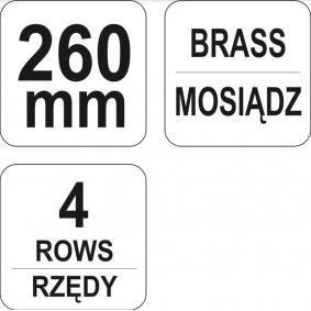 YATO Drahtbürste, Bremssattelreinigung (YT-6344) niedriger Preis