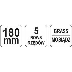 YT-6346 Drahtbürste, Bremssattelreinigung von YATO Qualitäts Werkzeuge