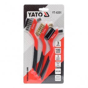 YT-6351 Drahtbürste, Bremssattelreinigung von YATO Qualitäts Werkzeuge