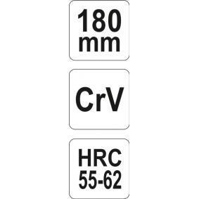 YATO Szczypce uniwersalne płaskie, kombinerki YT-6601 sklep online