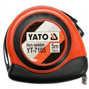 Rolmaat, meetband YT-7105 YATO