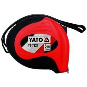 Rolmaat, meetband YT-7126 YATO