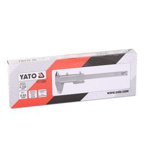 Posuvne měřítko YT-7200 YATO