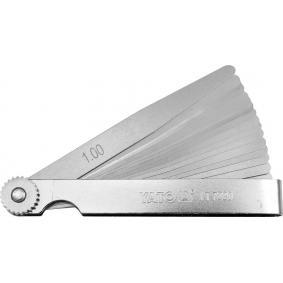 YT-7220 Feeler Gauge from YATO quality car tools