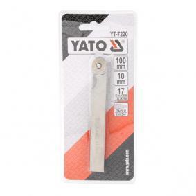 Szczelinomierz YT-7220 YATO