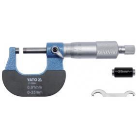 YATO Micrómetro YT-72301 loja online