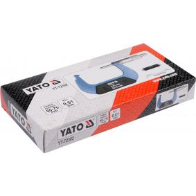 YATO Trmenovy mikrometr YT-72302 online obchod