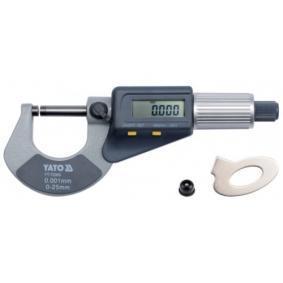 Trmenovy mikrometr YT-72305 YATO