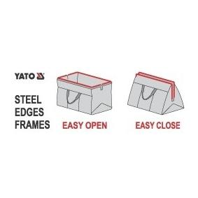 Luggage bag for cars from YATO - cheap price