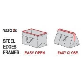 Bolsa portaequipaje para coches de YATO - a precio económico