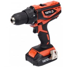Wkrętak akumulatorowy YT-82780 YATO