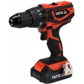 Aparafusadora eléctrica sem fio YT-82788 YATO