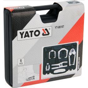 YT-06157 Juego de extractores, rodamiento de bolas de YATO herramientas de calidad