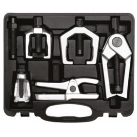 Set extractor, rulment cu bile YT-06157 YATO